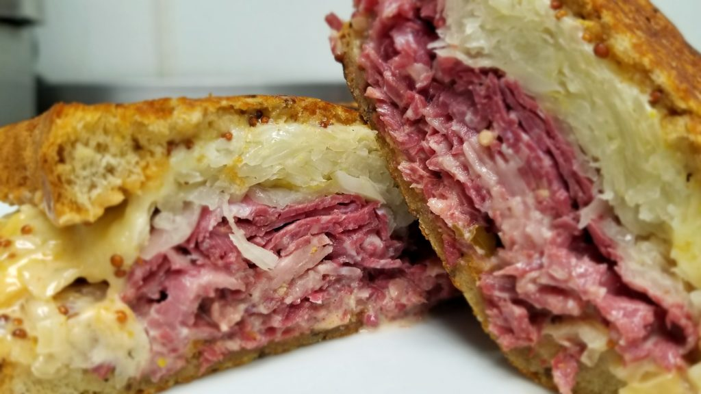 Lunch - Reuben