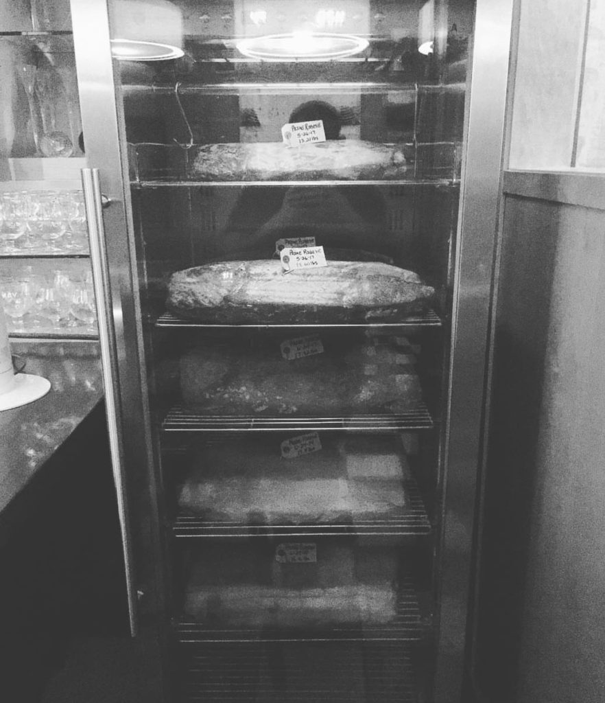 State of the Art Dry Aging Cabinet