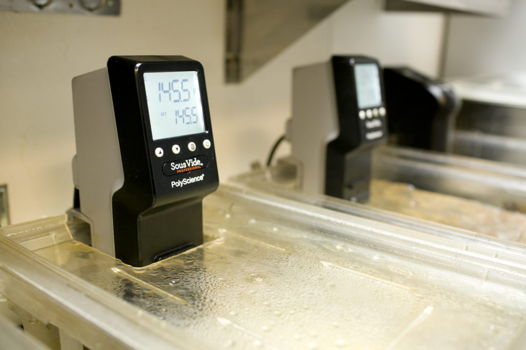 The Sous Vide Tanks that Make Magic